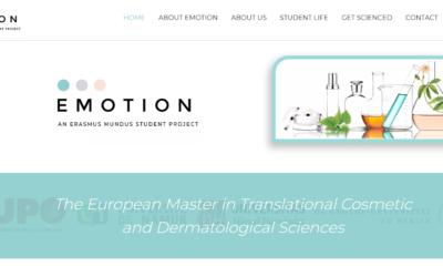 EMOTION students website